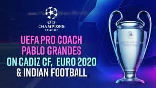 UEFA Pro Coach Pablo Grandes On Association With La Liga Club Cadiz CF, EURO 2020 And Indian Football