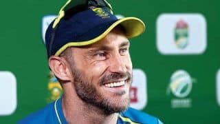 Faf du plessis backs azam khan selection it is not necessary to have six pack abs fit to play match 4722141