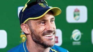 'सिक्स पैक एब्स' फिटनेस क्रिकेट खेलने के लिए जरूरी नहीं, आखिर क्यों Faf du Plessis ने कही ये बात ?