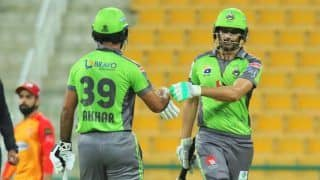 QUE vs LAH Dream11 Team Prediction Pakistan Super League T20 Match 23: Captain, Fantasy Tips PSL 2021- Quetta Gladiators vs Lahore Qalandars, Playing 11s, Team News From Sheikh Zayed Stadium at 6:30 PM IST June 15 Tuesday