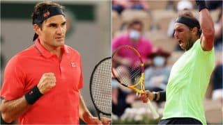 French Open 2021 Results: Roger Federer Battles Past Dominik Koepfer to Reach 4th Round; Rafael Nadal, Novak Djokovic Advance With Easy Wins