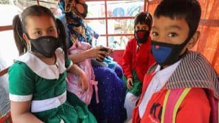 575 People Including 112 Children Test Positive For COVID-19 In Mizoram