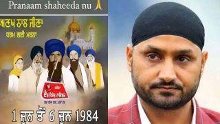 Harbhajan singh called khalistani terrorist general singh bhindranwale martyr 4720910