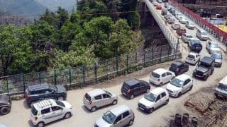 Over 18,000 Vehicles Entering Himachal Every Day, Request Tourists to Follow COVID Norms: DGP
