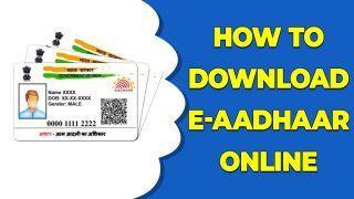 How To Download Aadhaar Card Online   Step By Step Video Guide