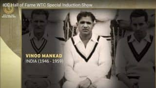 Vinoo Mankad, 9 Other Stalwarts Inducted Into ICC Hall of Fame