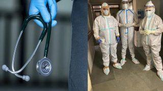 Coronavirus की दूसरी लहर के दौरान देश में 624 डॉक्टरों की मौत हुई: IMA