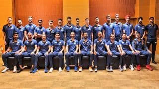 Shikhar Dhawan And Co All Smiles as BCCI Shares Sri Lanka-Bound Team India Group Photo | PIC