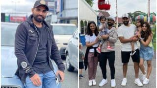 PICS   How Indian Cricketers Are Spending Their Break Ahead of England Tests!