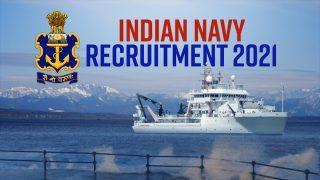 Indian Navy Recruitment 2021: भारतीय नौसेना में बन सकते हैं अधिकारी, आवेदन प्रक्रिया शुरू, लाखों में सैलरी
