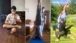 International Day of Yoga 2021: Virender Sehwag to Suresh Raina, How Indian Cricketers Celebrated
