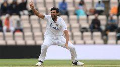 Ishant Sharma Finger Injury: उंगलियों में आए तीन टांके, इंग्लैंड सीरीज तक होंगे फिट