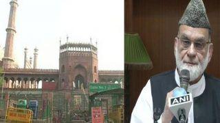 Delhi: शाही इमाम सैयद अहमद बुखारी ने PM मोदी को जामा मस्जिद में मरम्मत के लिए लिखा पत्र