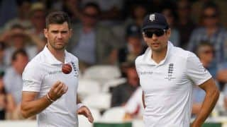 ENG vs NZ 2021: James Anderson Leapfrogs Alastair Cook to Become England's Most Capped Test Player