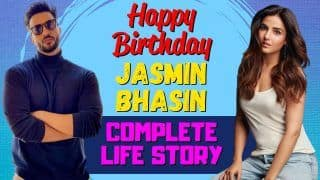 Jasmin Bhasin Birthday Special: Watch Video to Know About Her Complete Life Story