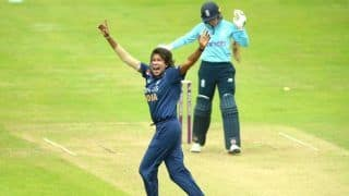 EN-W vs IN-W Dream11 Team Prediction England Women vs India Women 2nd ODI: Captain, Vice-captain,  Fantasy Tips - India vs England, Playing 11s For Today's ODI at Cooper Associates County Ground 6:30 PM IST June 30 Wednesday