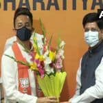 BREAKING: Congress's Jitin Prasada Joins BJP Ahead of UP Assembly Election