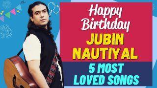 Jubin Nautiyal Birthday Special | 5 Most Loved Songs of the Jubin