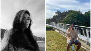 Similar Backgrounds! Is Athiya Shetty in The UK With KL Rahul? PICS
