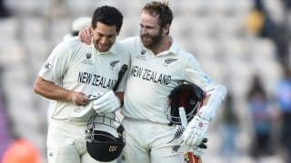IND vs NZ: Kane Williamson Reacts After New Zealand's Historic WTC Triumph Over India in Southampton, Credits Big-Hearted Teammates