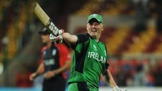 Kevin O'Brien Announces Retirement From ODIs