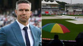 बारिश के चलते अधर में लटका WTC Final, निराश केविन पीटरसन बोले- इंग्लैंड में कभी ना हो बड़े मैचों का आयोजन