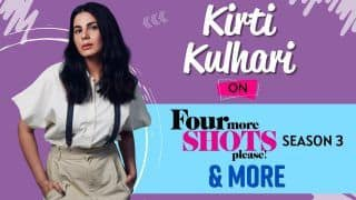Actress Kirti Kulhari Opens up on 'Four More Shots Please!' Season 3, Personal Life And More  Exclusive