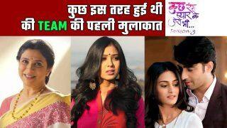 How Did Kuch Rang Pyaar Ke Aise Bhi Cast Reunite for Season 3? | Watch Video