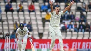 WTC Final Match Report: Kyle Jamieson's Five-for, Devon Conway's Fifty Help New Zealand Take Advantage Over India on Day 3