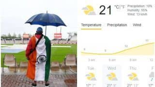 LIVE Southampton Weather Updates, Reserve Day, WTC Final: Play Expected, Rain Threat Looms.