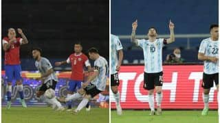 VIDEO: Lionel Messi's Brilliant Free-Kick vs Chile Can be Watched on Loop!