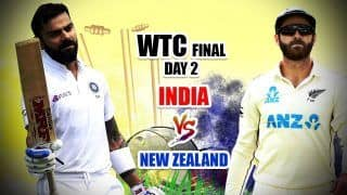 MATCH HIGHLIGHTS IND vs NZ WTC Final, Cricket Updates Day 2: Play Called Off; India 146/3 at STUMPS vs New Zealand