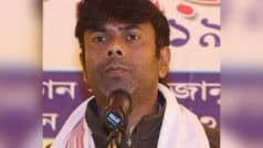 कांग्रेस को बड़ा झटका, असम के प्रमुख विधायक रूपज्योति कुर्मी ने छोड़ी पार्टी; भाजपा में होंगे शामिल