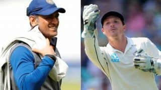 India vs new zealand wtc 2021 day 6 bj watling goes past ms dhoni in most catches in test cricket 4762840
