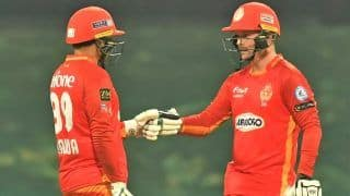 MUL vs ISL Dream11 Team Prediction PSL T20 Match, Cricket Fantasy Tips: Captain, Vice-captain, Probable Playing XIs For Multan Sultans vs Islamabad United at Sheikh Zayed Stadium, Abu Dhabi, 11:30 PM IST, June 19