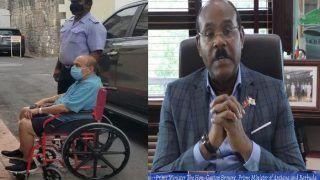 मेहुल चोकसी के 'अपहरण' में एंटीगुआ पुलिस ने शुरू की जांच, PM गैस्टन ब्राउन का बयान