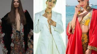 5 Bold And Unconventional Indian Outfits in Sonam Kapoor's Closet That You Need to Bookmark