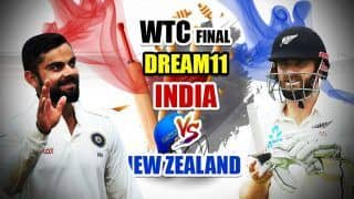 IND vs NZ Dream11 Team Prediction WTC Final 2021: Captain, Vice-Captain Fantasy Tips - India vs New Zealand WTC Final 2021, Playing 11s From Ageas Bowl, Southampton at 3:30 PM IST June 18 Friday