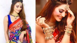 Urvashi Rautela in Rs 4 Lakh Vibrant Patola Saree Spreads Colourful Cheer