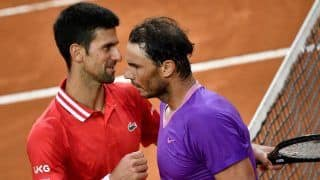 MATCH HIGHLIGHTS Rafael Nadal vs Novak Djokovic French Open 2021 Semifinals Scores And Updates: Serb Knocks Out Defending Champion