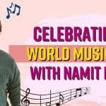 World Music Day 2021: Actor-Cum-Musician Namit Das Speaks His Heart Out About Music   Watch Interview