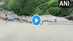 Nepal: अचानक आई बाढ़ ने कहर बरपाया, अब तक 16 लोगों की मौत, 22 लापता, देखें वीडियो