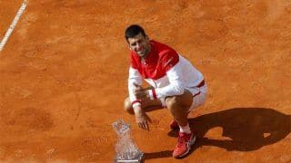 रिकॉर्ड 12वीं बार फ्रेंच ओपन के चौथे दौर में पहुंचे Novak Djokovic