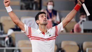 How Maria Sharapova, Andy Murray And Tennis World Hailed Novak Djokovic's French Open Win Over Rafael Nadal