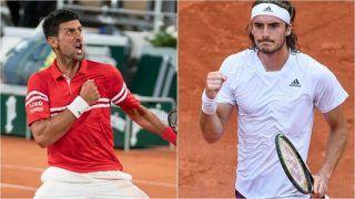 HIGHLIGHTS French Open 2021 Novak Djokovic vs Stefanos Tsitsipas, Men's Final Updates: Djokovic Wins 19th Grand Slam Title, Beats Tsitsipas to Clinch 2nd Roland Garros Title