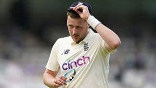 Anderson Backs Robinson on Racism Controversy, Says England Cricket Accepted Pacer's 'Sincere Apology'