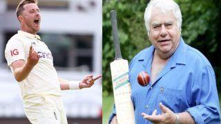 विवादित ट्वीट: ऑली रॉबिन्सन का बचाव करने पर PM बोरिस जॉनसन पर भड़के फारुख इंजीनियर