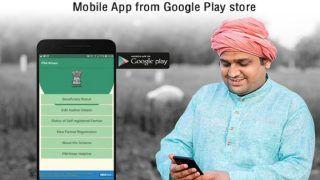 PM Kisan Scheme Mobile App: जल्द आने वाली है पीएम किसान की 8वीं किस्त, अब घर बैठे चेक कर सकते हैं अपना स्टेटस