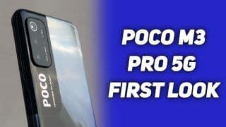 Xiaomi Poco M3 Pro 5G: First Look, Price, Flamboyant Design and More | Tech Update
