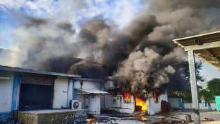 Massive Tragedy: 15 Women Among 18 Dead in Pune Factory Fire; President, PM Condole Loss of Lives | Top Points